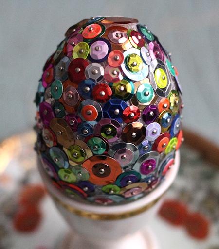 Патейки на яйці