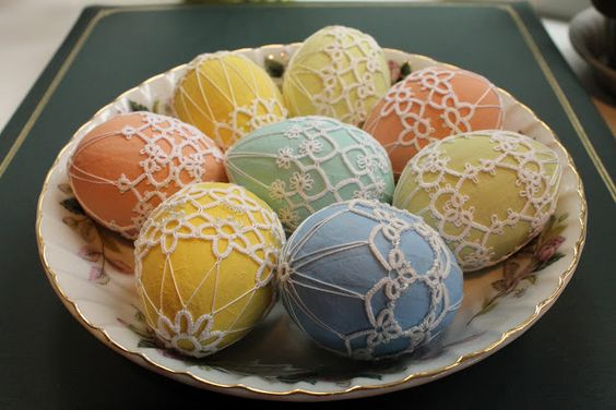 Яйця в жупанчиках (технікою фріволіте)