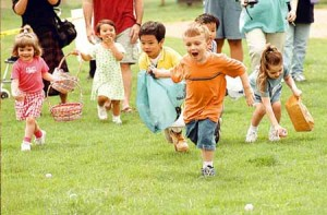 bpt-easter egg hunt. photo by steven wayne rotsch 4-11-01
